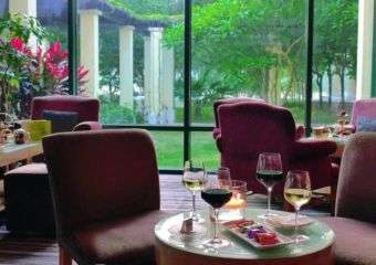 Grand Coloane Resort Panorama Lounge
