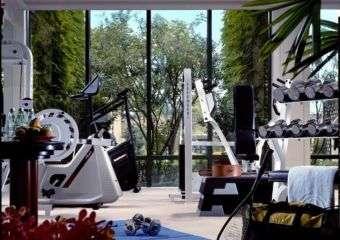 Grand Coloane Resort fitness center