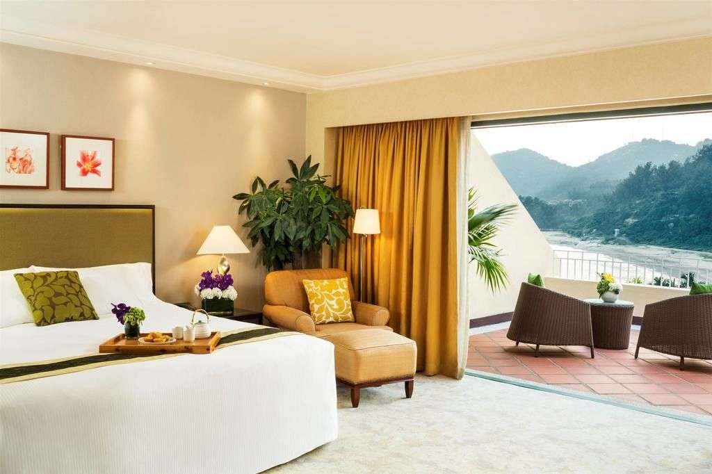Grand Coloane Resort guest room best family friendly hotels macau lifestyle