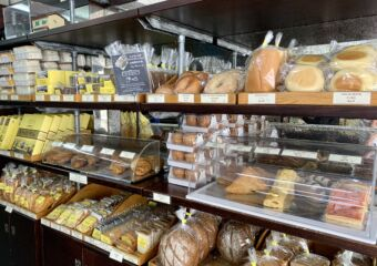 Lord Stow's Bakery baked goods Coloane Village
