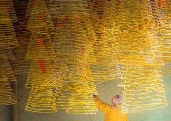 La Vie en Macau, Photography Exhibition by António Leong