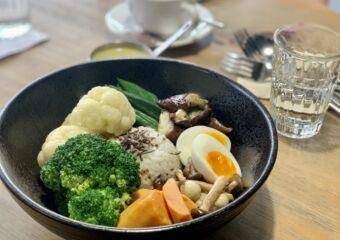 Cafe Voyage Indoor Food on the Table Macau Lifestyle