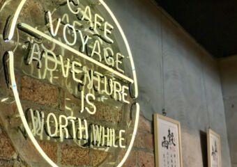 Cafe Voyage Indoor Neon Macau Lifestyle