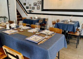 Casa do Porco Preto Table Inside Macau Lifestyle
