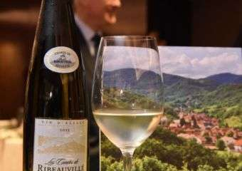 Discover Alsace Wines in Macau