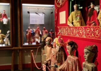 Macao Museum permanent exhibition Chinese opera