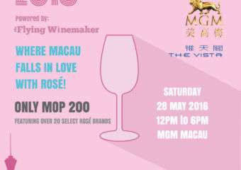 Rose Revolution x Live and Love Macau Give Away