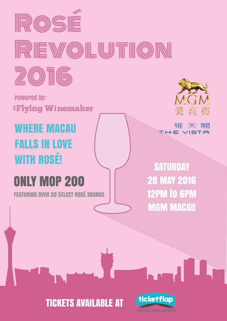 Rose Revolution x Live and Love Macau Give Away