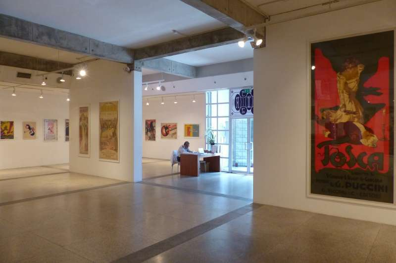 Macau art galleries Tap Seac Gallery