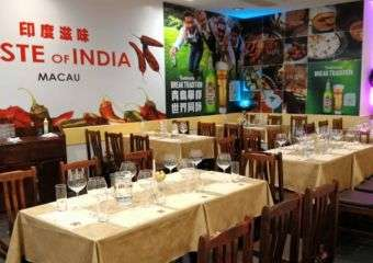 Taste of India (TOI)