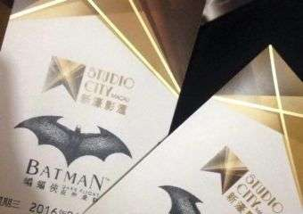 batman tickets