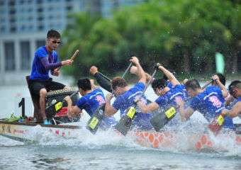 Macau Dragon Boat Races