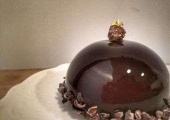Cafe Bonbon Chocolate Mousse Cake