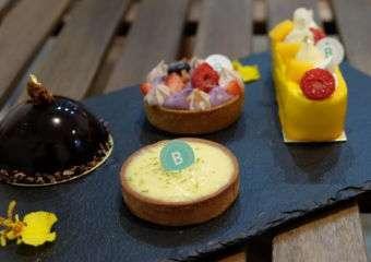Cafe Bonbon desserts