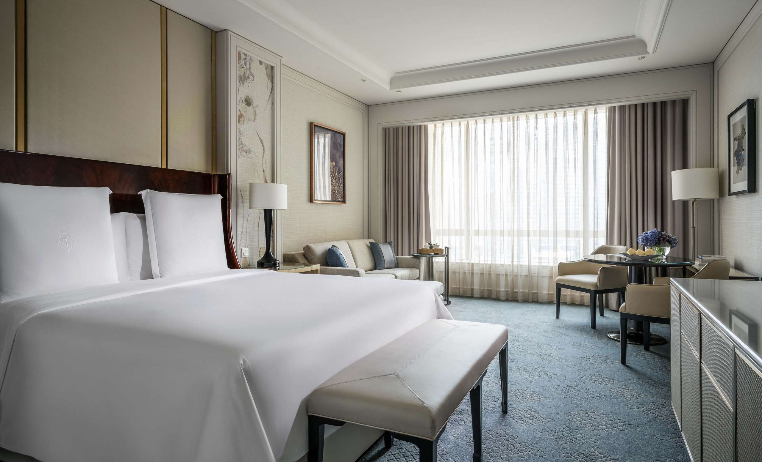 Four Seasons Hotel Macao – Deluxe Room