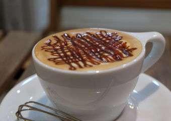 Cafe Bonbon Homemade Caramel Coffee