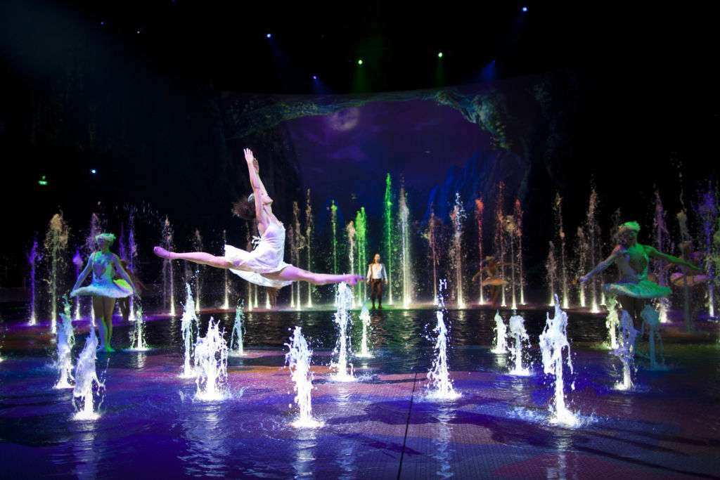 House of Dancing Water Macau Day Trip