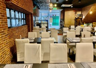 Mariazinha Tables Close to the Counter Macau Lifestyle