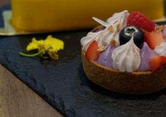Cafe Bonbon Mixed Berries Tart