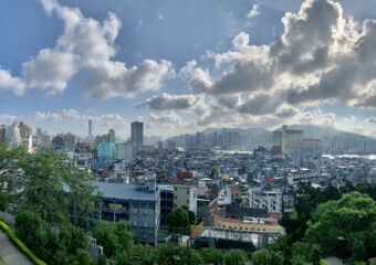 Mount Fortress 360 view Macau Lifestyle