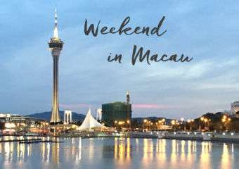 Weekend in Macau