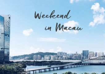 Weekend in Macau June 24