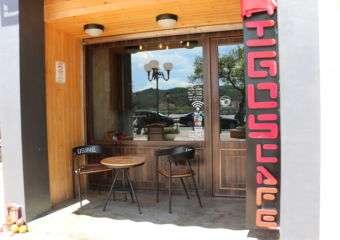 cafe dos amigos dining coloane village