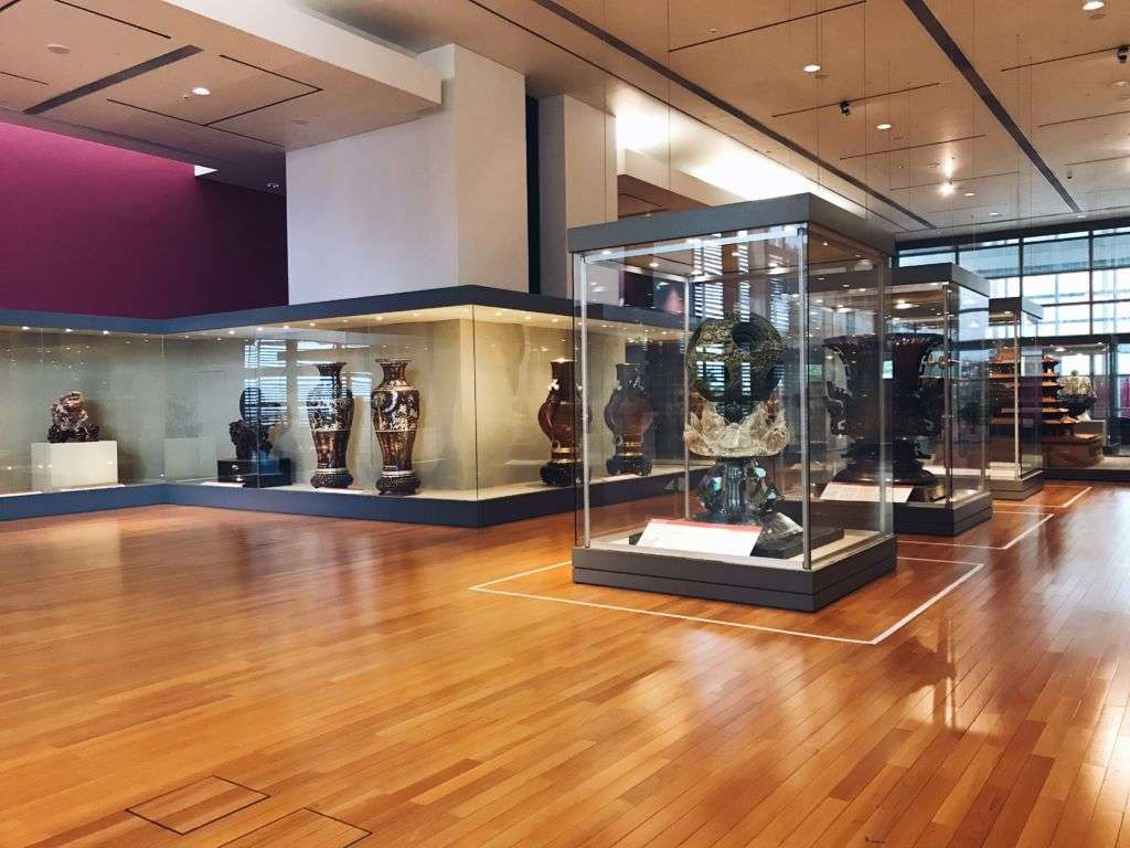 Interior of Handover Gifts Museum of Macao