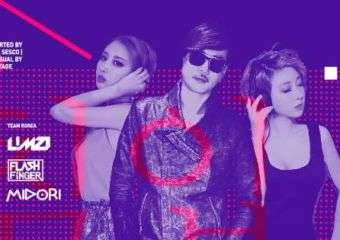 Invasion (Team Korea) ft. DJ Limzi, Flash Finger and DJ Midori