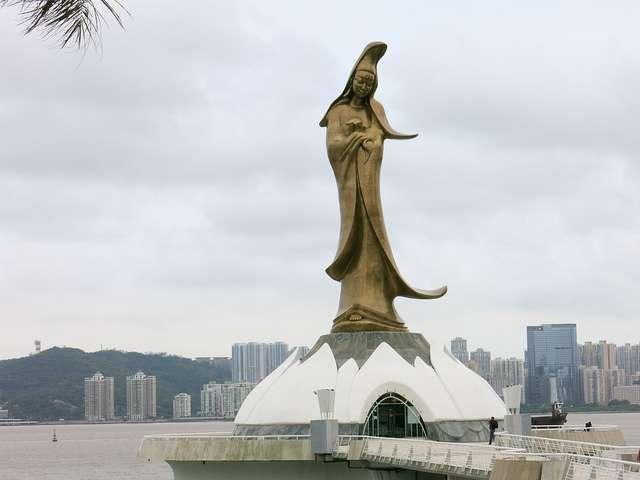 Kun Iam Statue Macau2