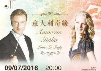 Love in Italy Macao Orchestra