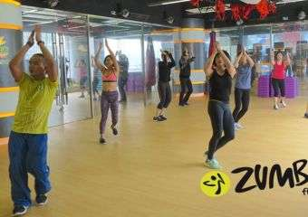 Macao Fitness Zumba