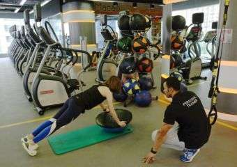 Macao Fitness personal trainer