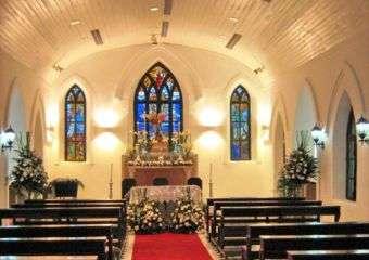 St. Michael's Chapel and Cemetery macau1