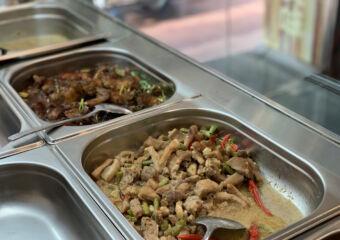 Umami Philippine Flavors Indoor Food in the Counter Macau Lifestyle