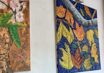 Umami Philippine Flavors Indoor Painting on the Walls Macau Lifestyle