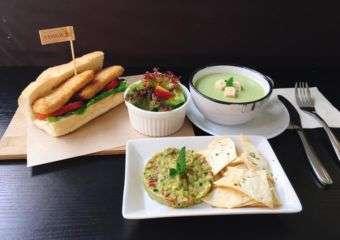 Veggie Macau food4