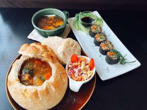 Veggie Macau's vegetarian and vegan meals