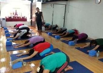 Vendanta Wellness class2