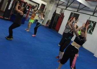 Warrior Fitness4