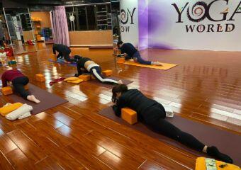 Yoga World Macau