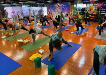Yoga World Macau Class