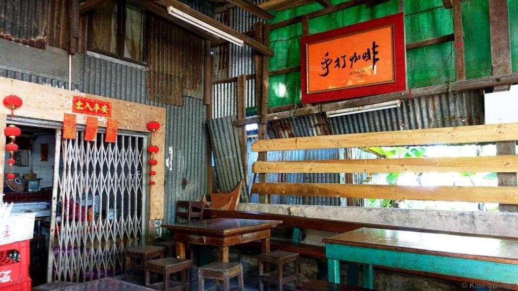 Hon Kee cafe in Coloane