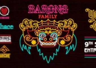 Barong Family ft. Yellow Claw, Cesqeaux, Chace, Mike Cervella & Moksi
