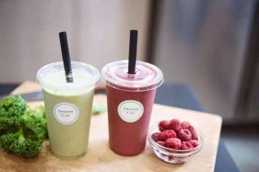 Two superfood smoothies