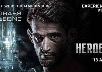 ONE CHAMPIONSHIP – HEROES OF THE WORLD