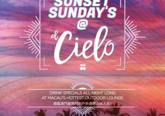 Sunset Sunday's at El Cielo