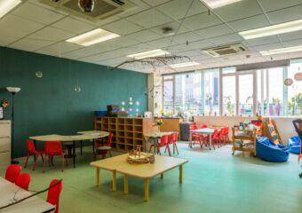 TIS Classroom Macau