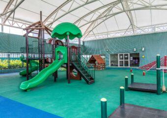 TIS Rooftop Play Area Macau