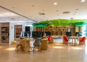 TIS Secondary Library Macau